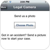 Mobile Apps Legal Camera